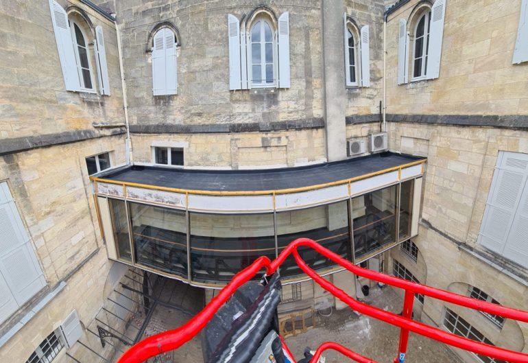 Étanchetié EPDM Bordeaux